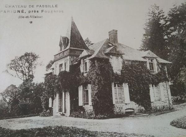 Histoire du Château de Passille